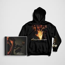My Body In Bloom CD + Hoodie