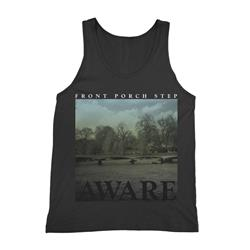 Aware Black Tank Top