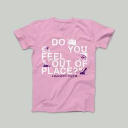 Do You Feel Out Of Place? Pink
