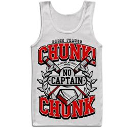 Home Plate White Tank Top