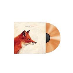 Versus Orange/Tan Starburst LP
