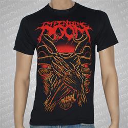 Impending Doom - Hell Must Fear Us Black Final Print! $6 Sale