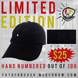 Skeleton Youth Hat