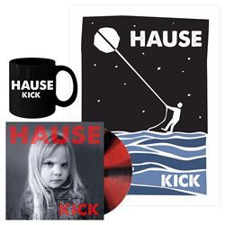 Kick LP+Mug+Poster