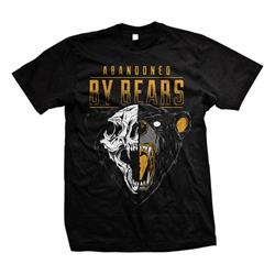 Bear Skull Black