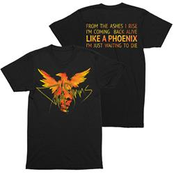 Phoenix Lyrics Black
