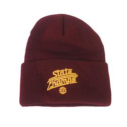 Gold Logo Maroon Winter