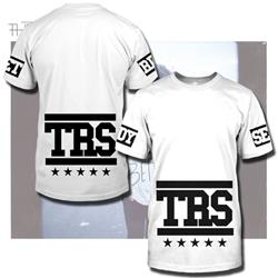 TRS Team White T-Shirt