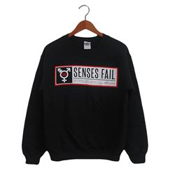 Equality Black Crewneck