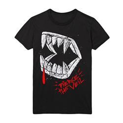 Teeth Black T-Shirt