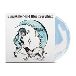 Luna & The Wild Blue Everything Light Blue/White Mix