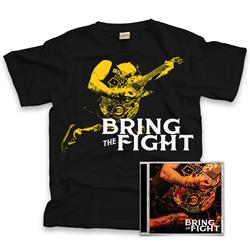 Bring The Fight CD + T-shirt
