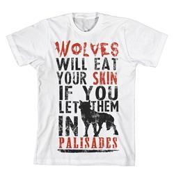 Wolves White Sale! Final Print!
