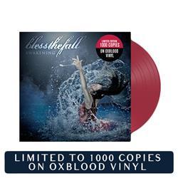 Awakening Oxblood Vinyl LP