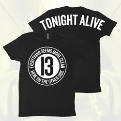 Lyric 13 Black T-Shirt