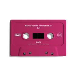 It Is What It Is Red Cassette/Digital                              $10 and under