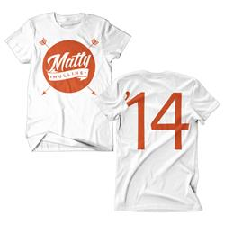 Matty 14 White