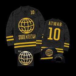 State Champs - CD/Hockey Jersey/Hat Bundle