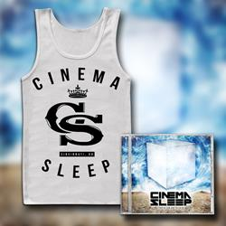 Cinema Sleep CD+TankTop