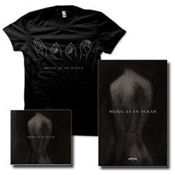 Being As An Ocean T-Shirt + CD + Poster