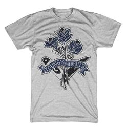 Pocket Knife Heather Grey