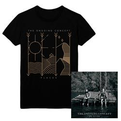 Places CD/T-shirt