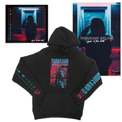Gone In Your Wake Hoodie + CD