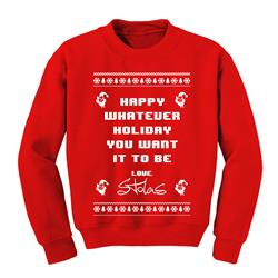 Happy Whatever Holiday Sweater