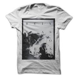 Being As An Ocean - Smoke White T-Shirt