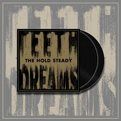 Teeth Dreams Black LP