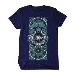 Skulls Navy Blue *Sale! Final Print!*