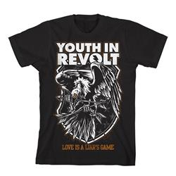 Vulture Black T-Shirt *Final Print!*