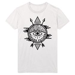 Eye Arrows White