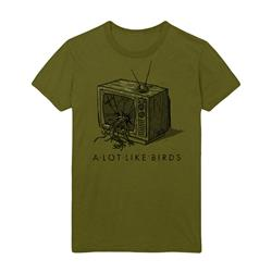 TV Olive Green T-Shirt