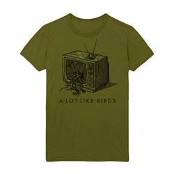 TV Olive Green T-Shirt