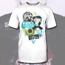 Vision Disorder White T-Shirt