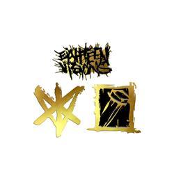XVIII Gold  3 Set  Pack