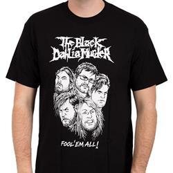 Fool Em All Black