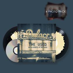 The Used - Live & Acoustic Package 2