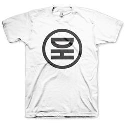 Circle Logo White