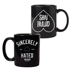 Sincerely Hated Black Coffee Mug