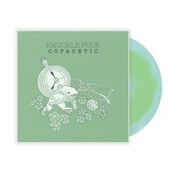 Copacetic Electric Blue/Doublemint Vinyl LP