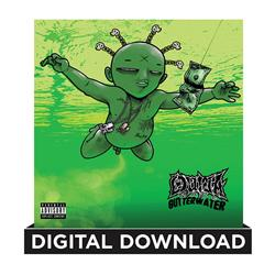 Gutterwater Digital Download