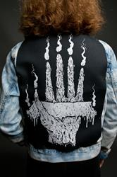 Doom Hand Black Back