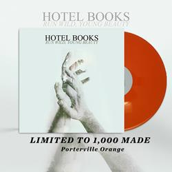 Run Wild, Young Beauty Porterville Orange LP