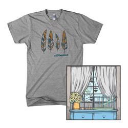 WATERMEDOWN- Somewhere Sleepless CD + T-shirt