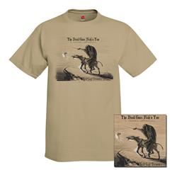 The Devil Goes Fish'n Too CD + T-Shirt