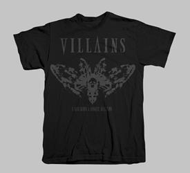 Lonely Moth (Grey Print) T-Shirt