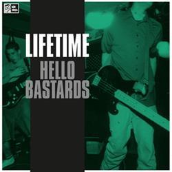 Hello Bastards White/Green Swirl LP