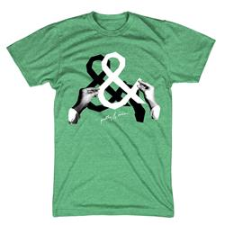Hands Tri-Green T-Shirt